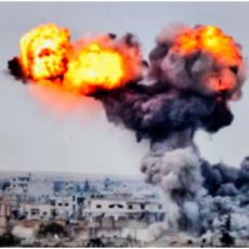 KANONADA PROJEKTILA SA GOLANSKE VISORAVNI: Izrael iznenada napao, Sirijci spremaju žestoku osvetu (VIDEO)