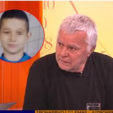 KAO DA MI JE NEKO ODVALIO POLA SRCA Maleni Luka (4) saznao da mu je poginuo brat Stefan (VIDEO)