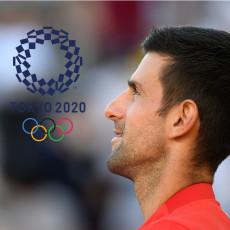 KAO STVORENO ZA NOVAKA: Evo zbog čega je Đoković najveći favorit na Olimpijskim igrama