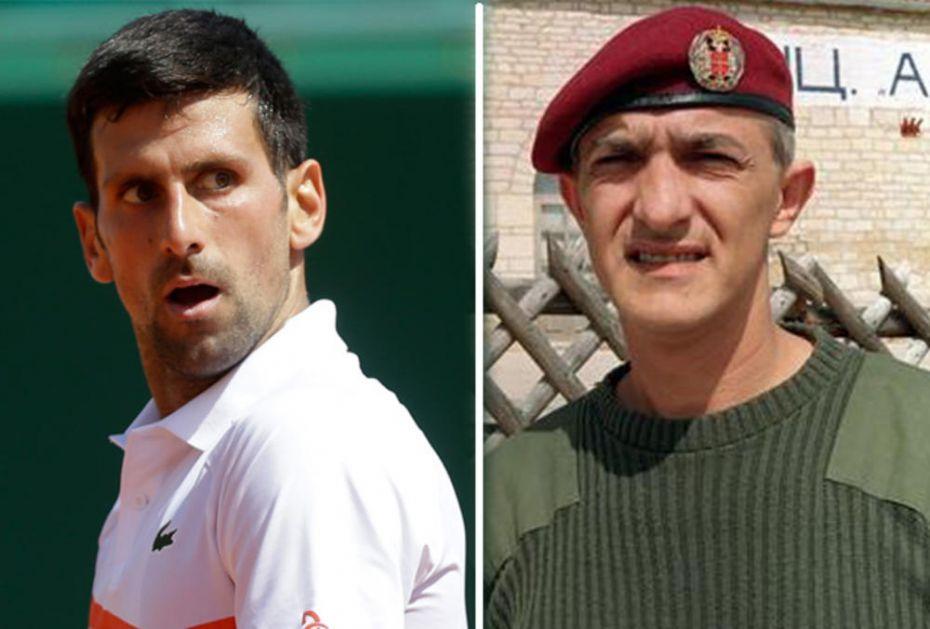KAPETAN DRAGAN IZ ZATVORA OSUO PALJBU PO NOVAKU ĐOKOVIĆU! Ti porobljeni Srbi su pravi heroji koji su svojim životima branili tvoje Kosovo i tvoj narod! Slažeš li se da smo najgori ljudski ološ bez časti!?