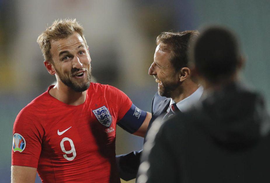 KAPITEN I NAJBOLJI IGRAČ! Selektor Engleske: Kejn će zadržati mesto u timu
