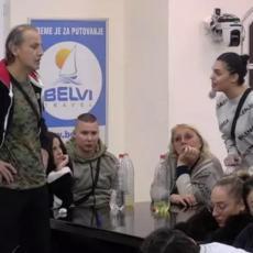 KARAĐORĐE SUBOTIĆ PUKAO! Ivana je raskinula s njim, a onda se Mina obrušila na njega! BAM! (VIDEO)