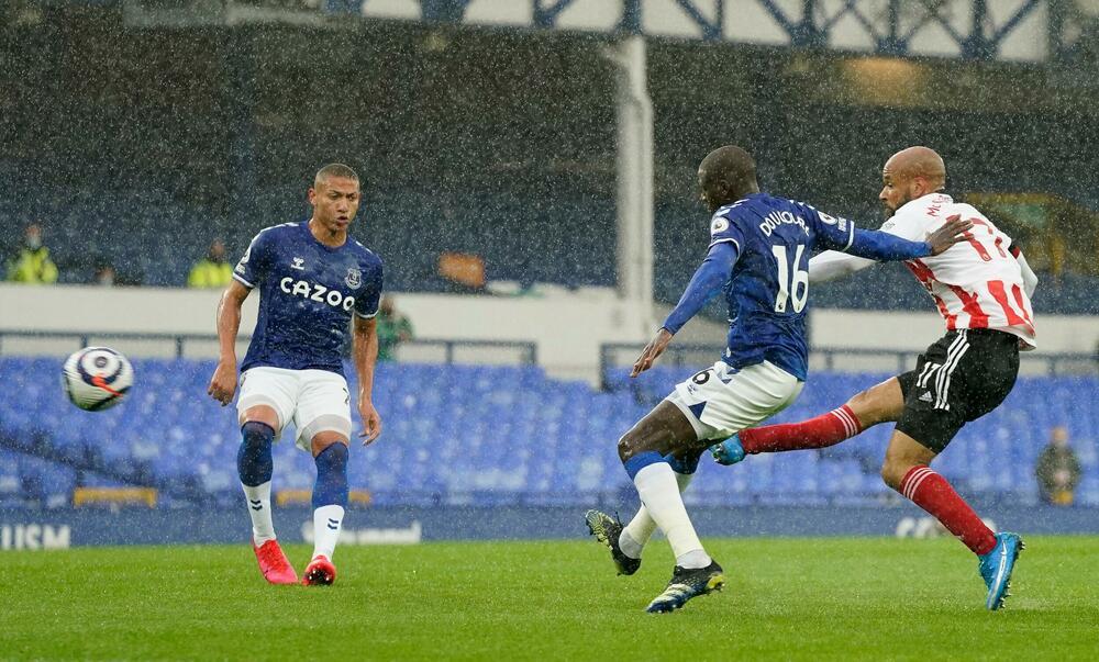 KARAMELE PORAŽENE NA GUDISON PARKU: Fudbaleri Šefild junajteda pobedili Everton