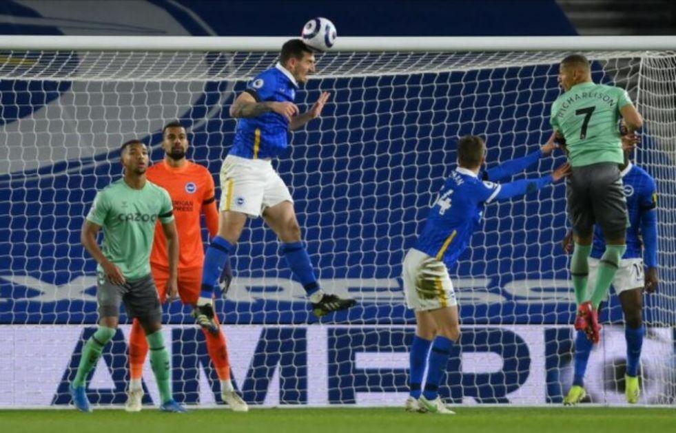 KARAMELE U KRIZI: Brajton i Everton igrali bez golova