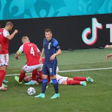 KARDIOLOG SUROVO ISKREN: Eriksen je umro na terenu, ne znam da li će moći da igra fudbal