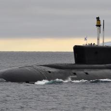 KAZAN ZAKUVAO BELO MORE: Ruska nuklearna podmornica bez premca  (VIDEO)