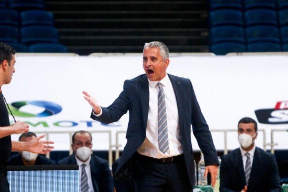 KAŽNJEN KOKOŠKOV: Evroliga udarila selektora Srbije i trenera Fenerbahčea po džepu
