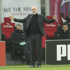 KEČINA IZ GEOGRAFIJE: Trener Milana misli da je Zvezda iz Sarajeva (FOTO)