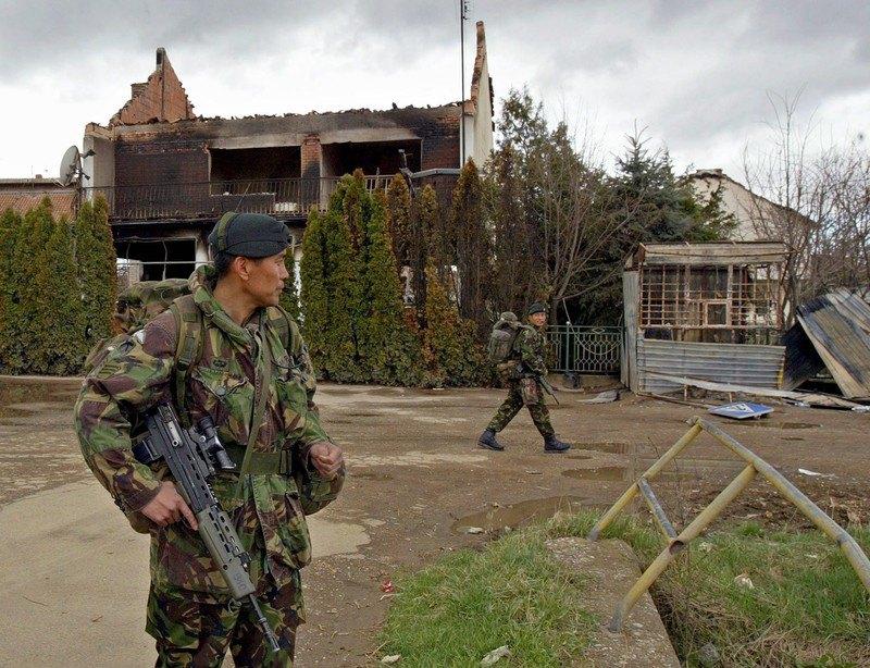 KFOR i Vojska Srbije u zajedničkim patrolama na administrativnoj liniji