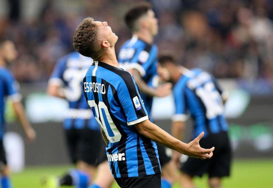 KIKS INTERA: Neroazuri remizirali sa Parmom i propustili priliku da preskoče Juventus