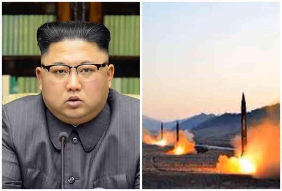 KIM IZIGRAO TRAMPA: Satelitski snimci otkrili novu raketnu bazu u Severnoj Koreji! (VIDEO)
