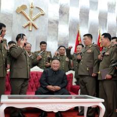 KIMOVA IZJAVA UPALILA ALARM: Severna Koreja proizvodi sve više ključnog sastojka za nuklearno oružje (FOTO)