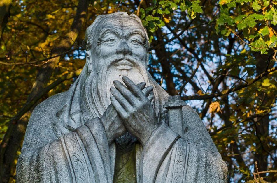 KINA BESNA NA AMERIKU: Manite se Hladnog rata! Satanizujete institute za učenje našeg jezika i kulture Konfucije!