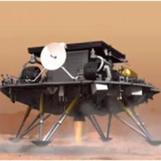 KINA ZAUVEK IZMENILA ISTORIJU SVEMIRA: Rover Bog vatre uspešno sleteo na Crvenu planetu! (FOTO/VIDEO)