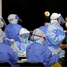 KINEZI DRŽE STVARI POD KONTROLOM: Prijavljeno 16 novih slučajeva zaraze korona virusom, svi uvezeni