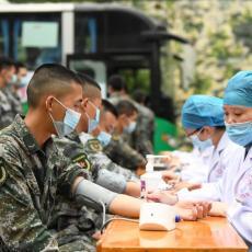 KINEZI POKRENULI AKCIJU EPSKIH RAZMERA: Vakcinisano 200 miliona ljudi, prioritet radnici na prvoj liniji fronta