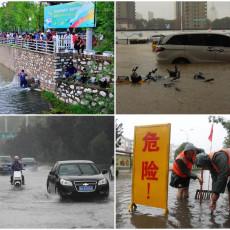 KINI PRETI SNAŽAN TAJFUN: Upozorenje - In-Fa se kreće ka Šangaju (VIDEO)