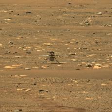 KISEONIK NA MARSU? MOGUĆE JE: Amerikanci napravili eksperiment, nadaju da će jednog dana ljudi isti takav koristiti