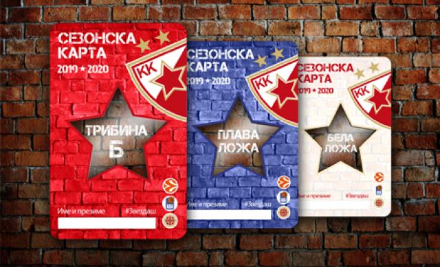 KK Crvena zvezda beleži rekorde u pretprodaji sezonskih karata