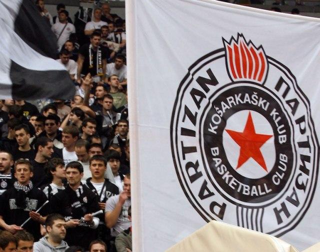 KK Partizan: Žao nam je, biće odvojen sektor za navijače Zvezde