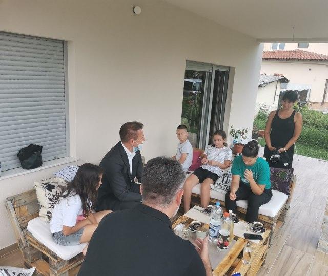 KK Partizan pomogao obnovu doma porodice pokojnog Gorana Aćimovića Aćima