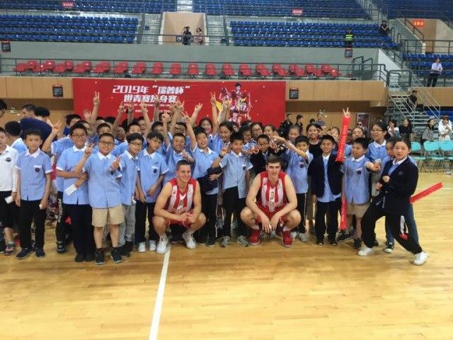 KKCZ: Hvala našim prijateljima iz Kine