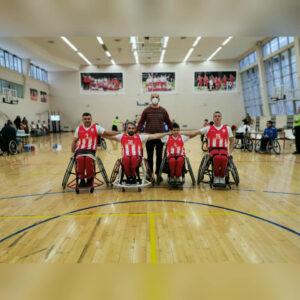KKK Nais treći na turniru basketa u kolicima