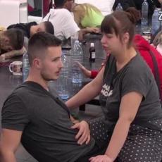 KLOŠARČIĆU JEDAN! Miljana Kulić se obrušila na Danijela nakon što ju je OSTAVIO, pa mu ZAPRETILA