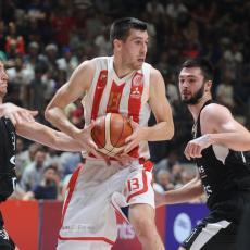 KLS FINALE: Partizan – Crvena zvezda (UŽIVO)