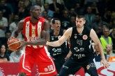 KLS: Odbijena žalba Partizana, suspenzija sudija, kazne crno-belima, Fajeu i Veličkoviću