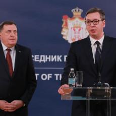KO GOD JE NAMETAO ODLUKE NIJE DOBRO DONEO NIKOME U BiH Vučić će se sastati sa predstavnicima Srpske na obeležavanju Oluje