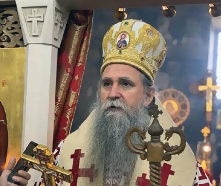 KO JE AMFILOHIJEV NASLEDNIK: Mnogi vide NJEGA, a bio je prvi UHAPŠENI srpski vladika u ovom veku