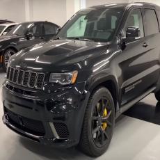 KO JE BRŽI: BMW X4 M ili Jeep Grand Cherokee Trackhawk? (VIDEO)
