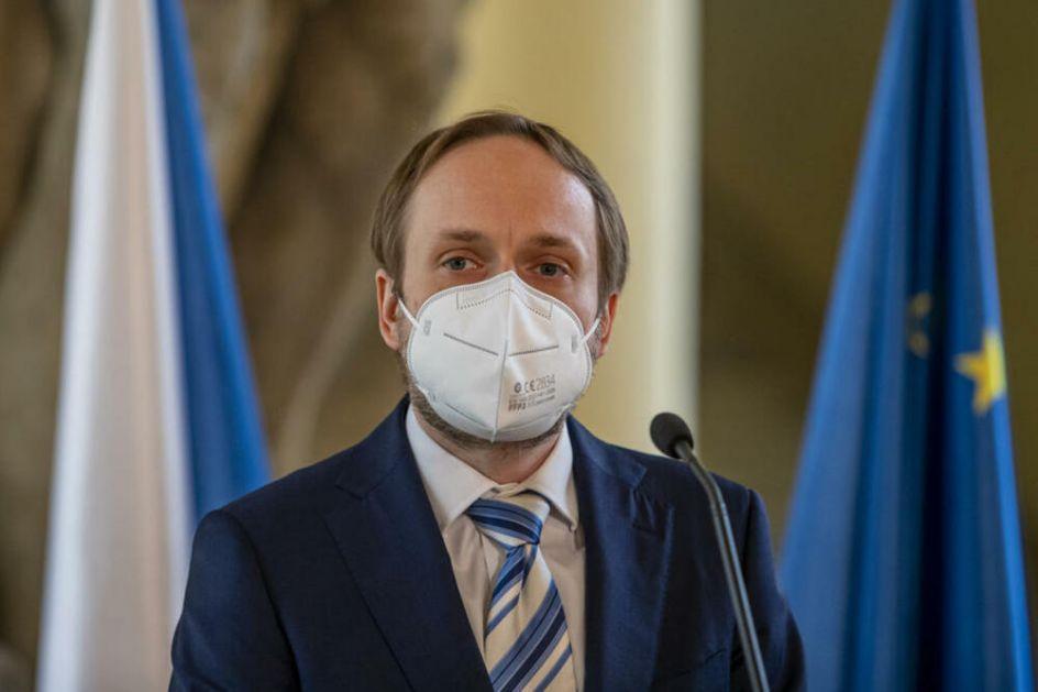KO JE JAKUB KULHANEK ČOVEK KOJI JE POSTAVIO ULTIMATUM MOSKVI: Položio zakletvu za ministra, a onda zapretio Rusiji odmazdom!
