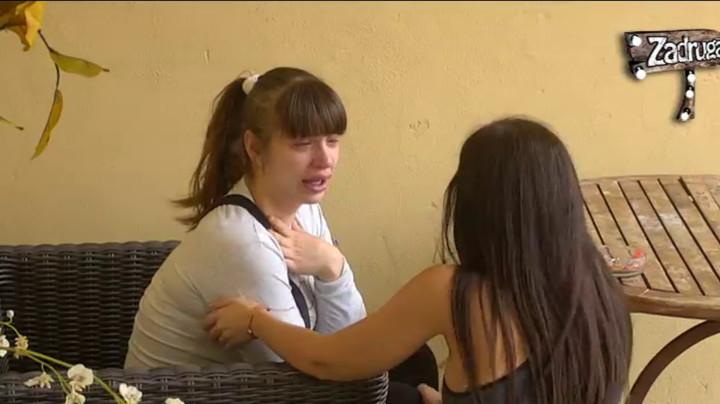 KO SE BIJE TAJ SE VOLI! Miljanini FANOVI očekuju njenu i Zolinu SVADBU, ona se GUŠILA U SUZAMA! (VIDEO)