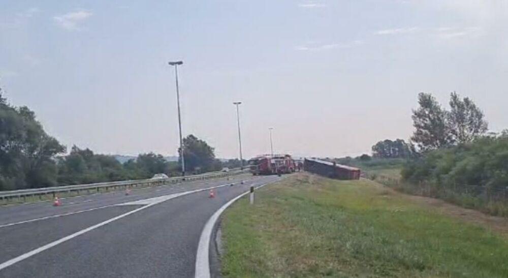 KOBNA DEONICA AUTO-PUTA KROZ HRVATSKU: Blizu mesta gde se prevrnuo autobus na putu iz Nemačke desilo se čak 2.000 nesreća