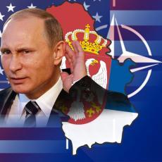 KOBNI PLAN Amerike i NATO: SUBVERZIJA neviđenih razmera u Srbiji, počinje kampanja protiv Putina i Rusije