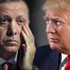 KOCKA JE BAČENA Razgovor Trampa i Erdogana o Siriji KOJI JE SVE PROMENIO