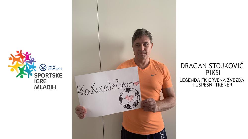 KOD KUĆE JE ZAKON! Sportske igre mladih: Figo, Čeferin, Piksi, Sale, Bobi, imaju poruku za tebe! VIDEO
