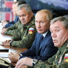 KOD PUTINA NEMA NEDODIRLJIVIH Smenjeno osam generala, ruska vojska uvek mora biti na najvišem nivou (FOTO)