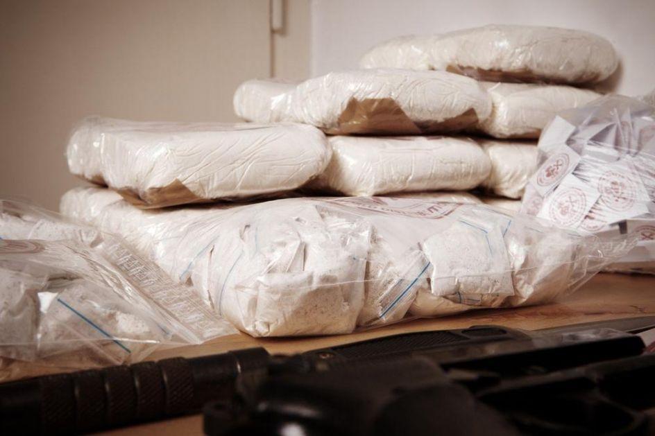 KOKAIN POSTAJE SVE JEFTINIJA DROGA, A U EVROPI GA IMA NA SVAKOM KORAKU: U Londonu se dnevno koristi čak 23 kilograma!