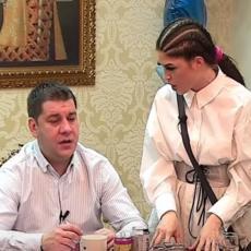 KOLAPS! Marinković tražio KAZNU ZA SVOJU DEVOJKU, jer ga je vređala dok je bio na VODITELJSKOM MESTU