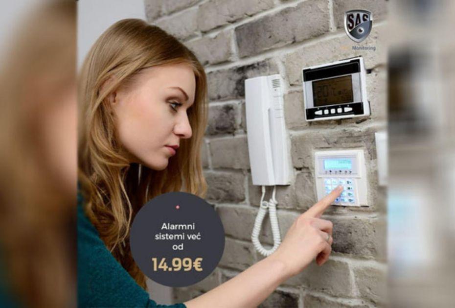 KOLIKO VAS KOŠTA MIRAN SAN U SRBIJI? Iznajmljivanje alarmnih sistema po ceni od neveroventih 14,99 eur