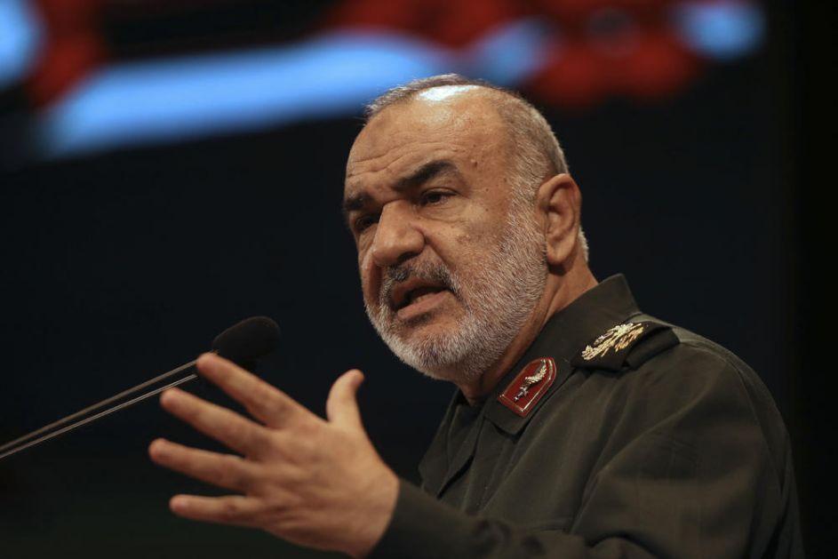 KOMANDANT IRANSKE REVOLUCIONARNE GARDE ZAPRETIO: Svaka zemlja koja napadne Iran postaće glavno bojište sukoba