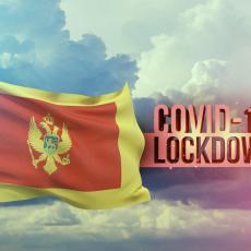 KOMŠIJE OD DANAS POD KLJUČEM: U Crnoj Gori stupa na snagu zabrana kretanja