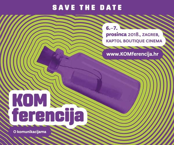 KOMferencija – 6. i 7. decembra u Zagrebu