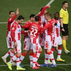 KONAČNO: Posle 58 dana fudbaleri Crvene zvezde odradili zajednički trening (FOTO)