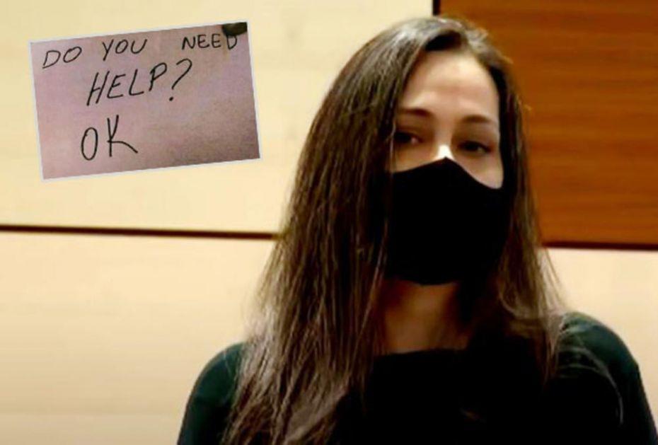 KONOBARICA SPASLA ŽIVOT DEČAKU JEDNOM PORUKOM: Napisala nekoliko reči i izvukla ga iz kandži roditelja monstruma (VIDEO)