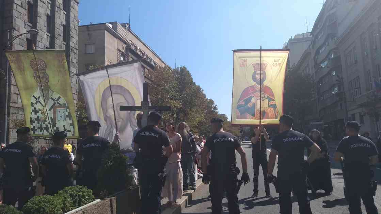 KONTRAPRAJD: Uhapšen monah Antonije?!
