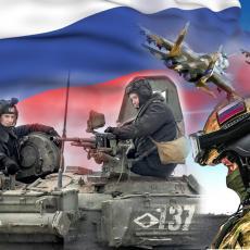 KORAČNICA RUSKE ARMIJE ODJEKUJE SIRIJOM: Iz 1.000 grla zagrmelo URA, dok avioni i helikopteri paraju nebom (FOTO)